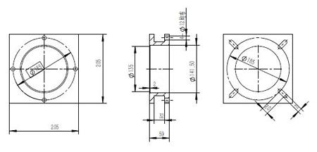 Схема горелки mb1000